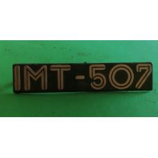 Znak IMT 507